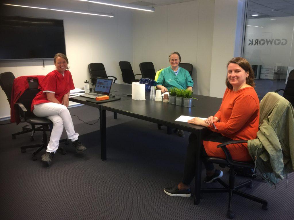 FysioDirekte sine samarbeidspartnere